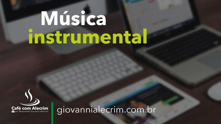 Música-instrumental